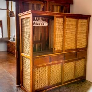 Loft Closet -