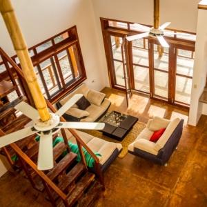 Loft Living Area -