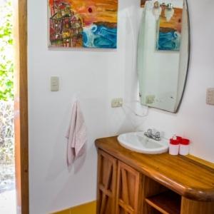 North Suite Bathroom -