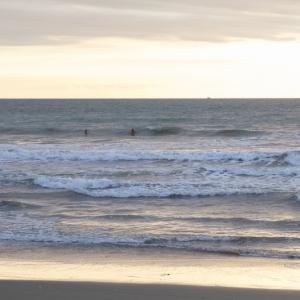 Sunset Surf -