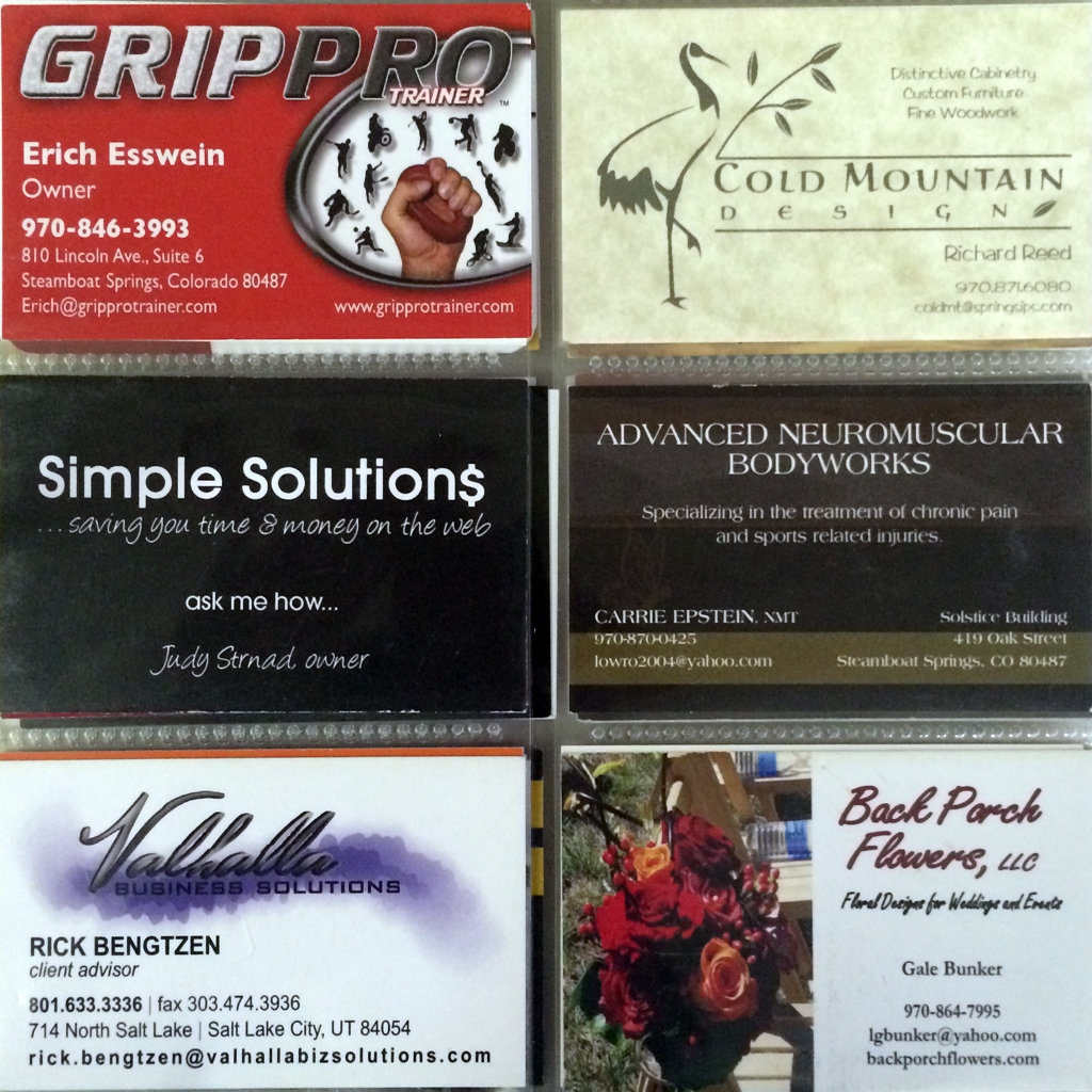 Steamboat Springs Graphic Design & Printing - Element Print and Design