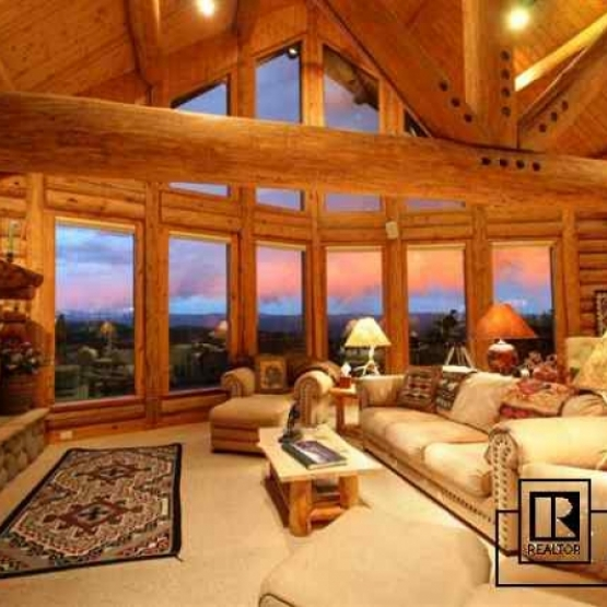 35 Acre Retreat -  This quintessential Colorado retreat with 6,400+sf and 270 degree views. <br />