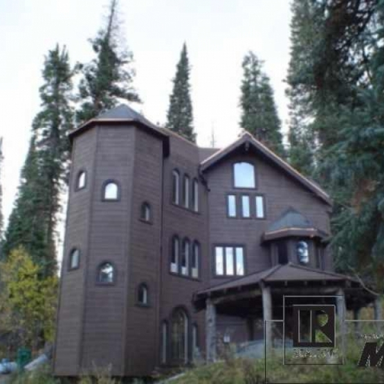 Whimsical Mountain Abode - A perfect creative residence   with 3 BD and 2 car garage.<br />