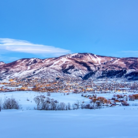 Dakota Ridge Homesite - 2.6 acre building parcel with privacy, and perfect Steamboat views<br />