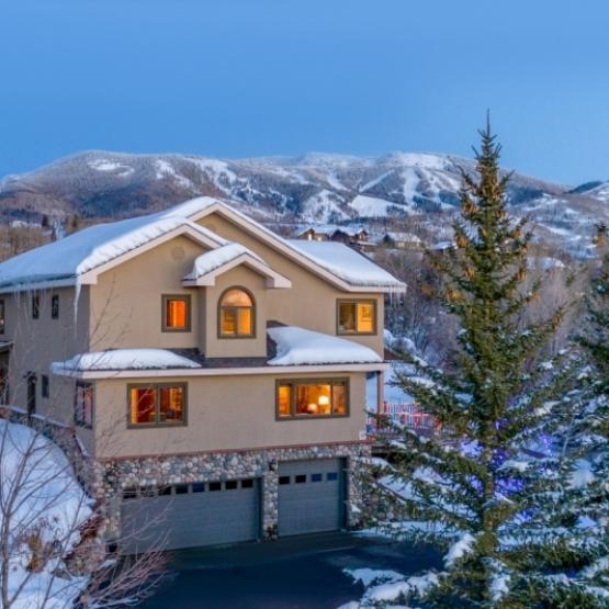 Mountain Home - Mountain View Estates Home