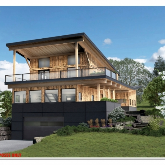 Sunlight Modern Living - New Construction with Modern Design in Sunlight! Sold for $1,384,000