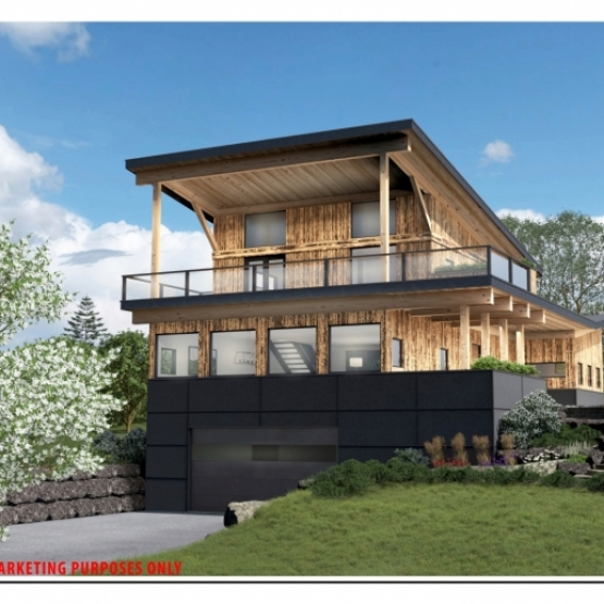 New Mountain Modern Home - Downtown Home, Built/Designed by Vaussa