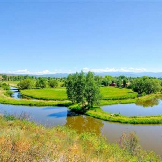 Saddle Mountain Ranch - Authentic equestrian and ranch experience on 59 acres just minutes from a World Class ski area<br />