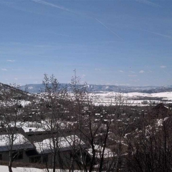 Afforadability Near Ski Area  - Located on a duplex lot with incredible views