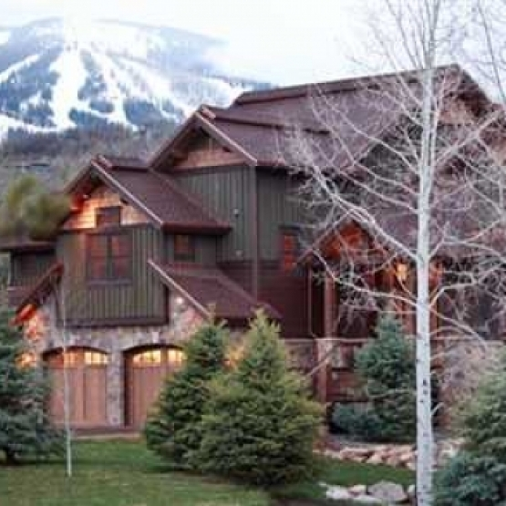 Luxury Under $300/SF - Luxury home in premier location built by one of Steamboat's most  high end builders, Dover Construction<br />
