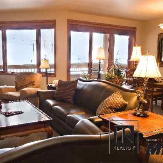 Ski In Ski Out - World class amenities with direct slope access out the door of this 3BD suite<br />