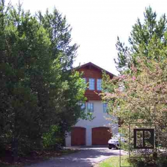 Bavarian-Style Chalet - True mountain delight remodeled in 2003 with .71 treed acres and views!<br />