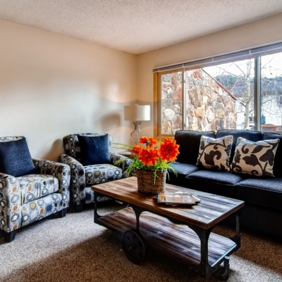 Affordable Townhome - Two level townhome near ski area. 2BD/1 BA, On Bus Route<br />
