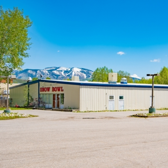 Steamboat Snowbowl - Convenient location, ample parking and located close to downtown, 10000sf of commercial space <br />