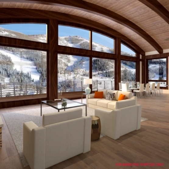 Luxury Ski Area Home - Newly constructed 5,100+ sf 5BD/4BA luxury mountain