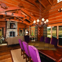 Founders Cabin Living -